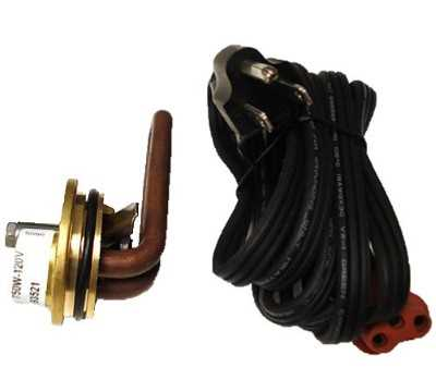 30517 Sierra Engine Block Heater Kit
